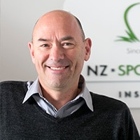 Alex Glasgow - Technical Director – Agronomy - New Zealand Sports Turf Institute